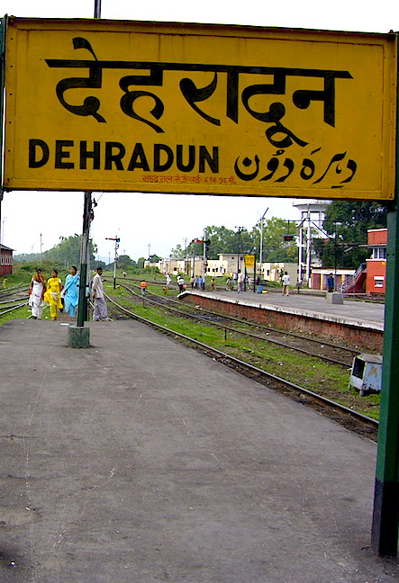 Dehradun is a good summer vacation hill station
