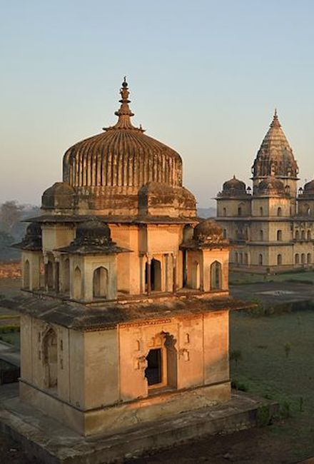Orchha is a hidden jewel in MP and worth traveling to